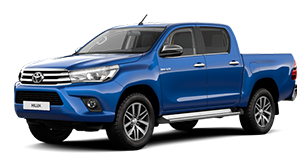 Toyota Hilux - Concessionario Toyota a Saint Christophe (AO)