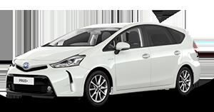 Toyota Prius+ - Concessionario Toyota a Saint Christophe (AO)