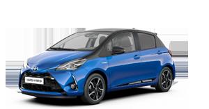 Toyota Yaris - Concessionario Toyota a Saint Christophe (AO)